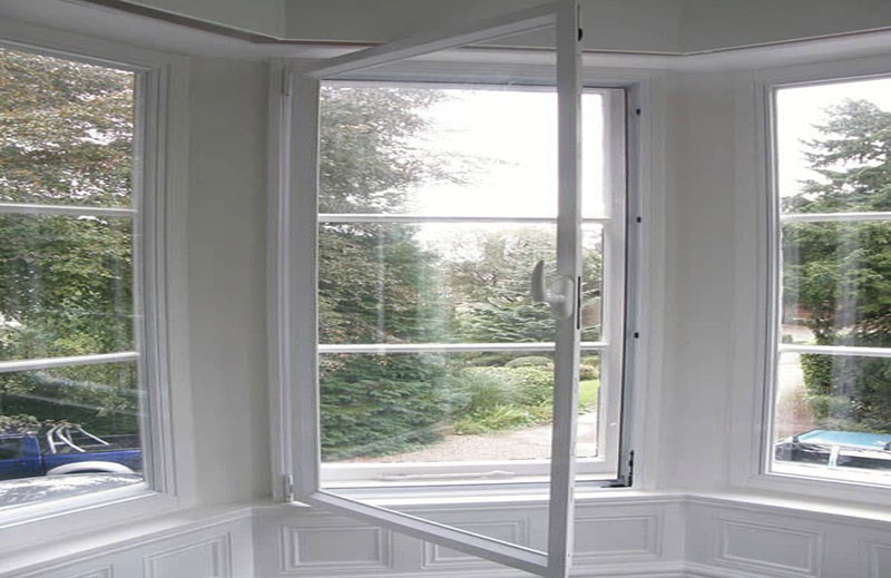 hinged secondary double glazing