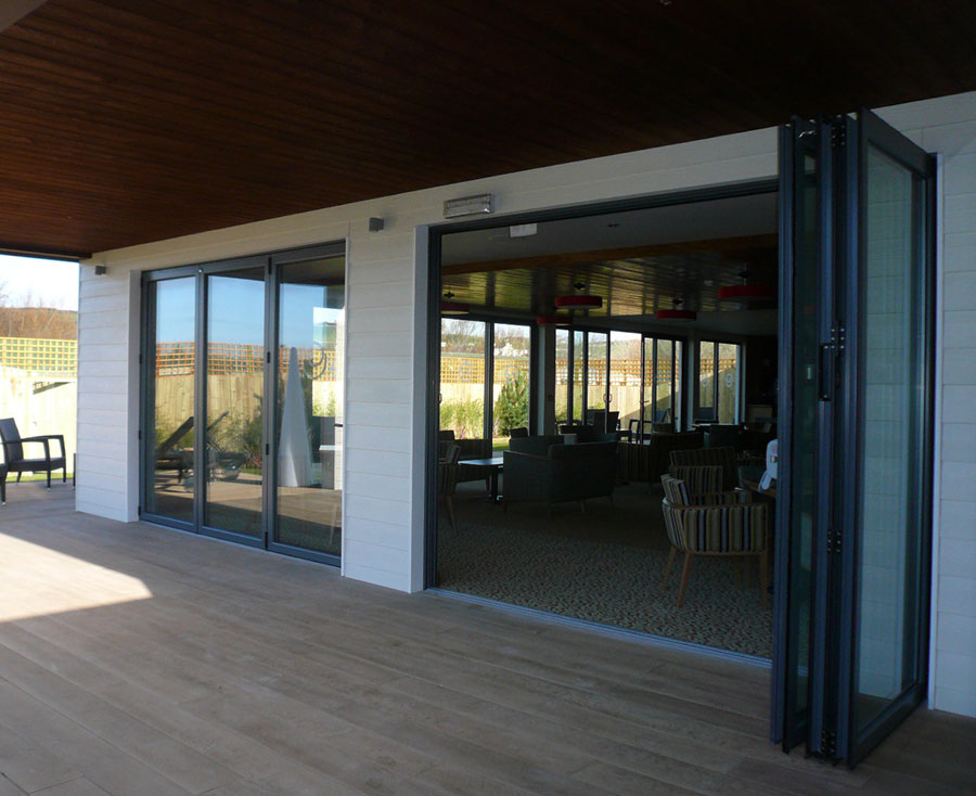 Patio Door Visofold 3000