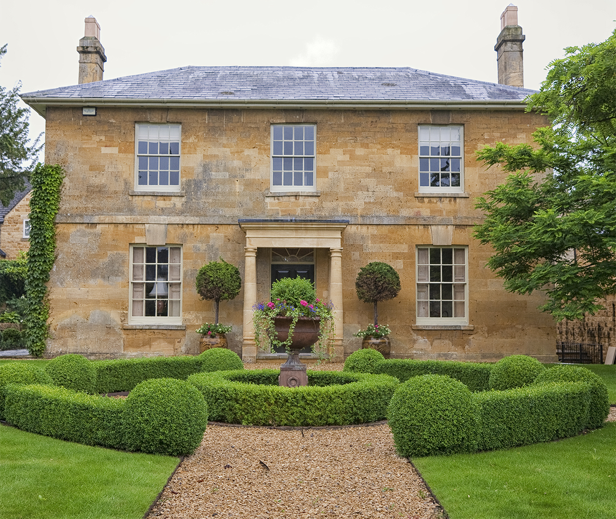 Secondary Glazing For Grade  Listed Buildings