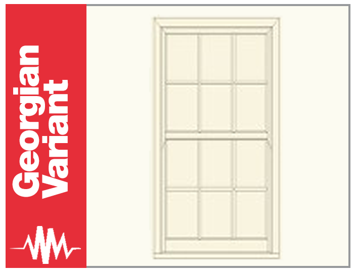 georgian variant double glazing